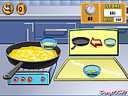 Cooking Show: Cheese Omelette