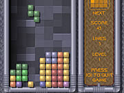 Tetris Flash