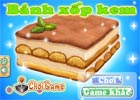 Bánh xốp kem