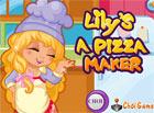 Làm bánh Pizza 2