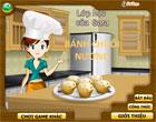 Bánh nướng chuối