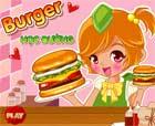 Burger học đường