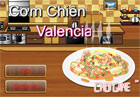 Cơm chiên Valencia
