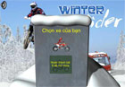 Đua xe mùa đông