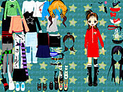 Party Doll Dressup