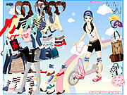 Scooter Dressup