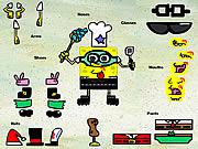 Sponge Bob Square Pants Dress up