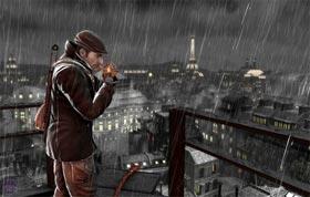 Paris được thể hiện qua game như thế nào?