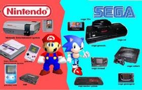 Cuộc chiến console giữa Sega và Nintendo (kỳ 1)