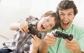 Hãy lấy một người không thích chơi game, như mẹ con!