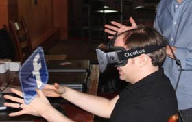 Oculus Rift về tay Facebook - khôn ngoan hay sai lầm?