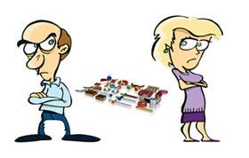Cặp đôi ly hôn vì vợ bán hết trang bị game