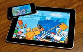 12 game hay dành cho iPad