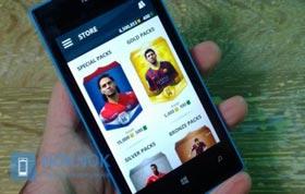 FIFA 14 đã có trên Windows Store