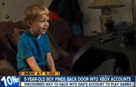 Lỗi bảo mật của Xbox One bị game thủ nhí 5 tuổi phát hiện