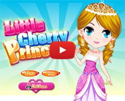 Game thời trang công chúa