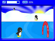 Game Penguin Skate