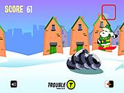 Game Santa Urban Snowboarding