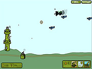 Game air defence 3