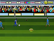 Game Batman Soccer