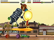 Game Ben 10 - Saving Sparksville