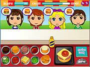 Game Burgerlicious