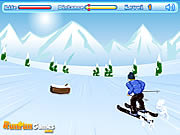 Game Skiing Dash