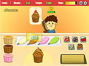 Game Cupcake Frenzy