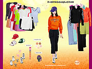 Game Adidas Apparel Dressup