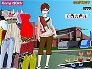 Game Jessica College Girl Dressup