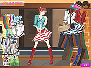 Game Youth Style Dressup