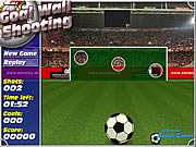 Game Goal Wall Shooting