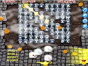 Game Halloween Word Dig