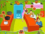 Game Halloween Feast