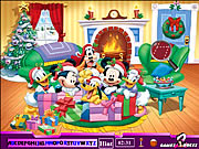 Game Hidden Alphabets - Mickey Mouse