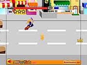 Game Maximal Skateboard
