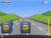 Game Megabus - Mega Ride