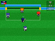 Game Mini Soccer