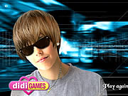 Game New Look : Justin Bieber