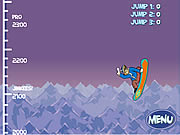 Game Scooby Doo: Big Air Snow Show