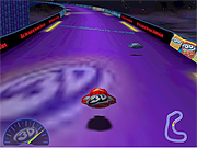 Game 3D Hyperjet Racing