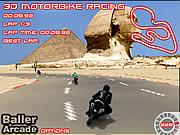 3D Motorbike Racer