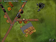 Game Railroad Shunting Puzzle