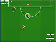 Game Soccer Shootout Game