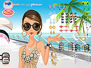 Game Summer Dress Up