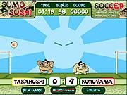 Game Sumo Sushi Soccer