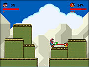 Game Super Mario World X