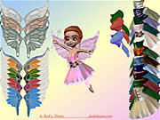 Game Little Fairy Dress Up