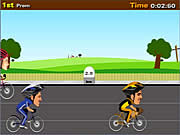 Game Cycle Racer