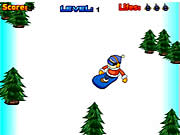 Game Super Snowboard X